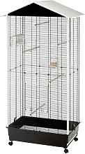 Ferplast Bird Cage and Aviary with Roof Nota