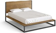 Ferretti Bed Frame Williston Forge Size: Kingsize