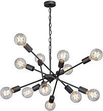 Ferro 12-Light Sputnik Chandelier Lily Manor