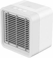 Fesjoy Air Cooler, Mini Air Conditioner Fan, USB