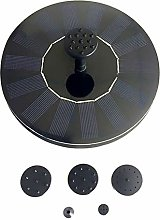 Fesjoy Solar Power Spray Fountain Pump