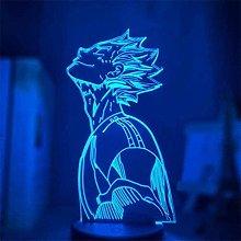 Festival 3D Illusion Lamp Led Night Light Haikyuu