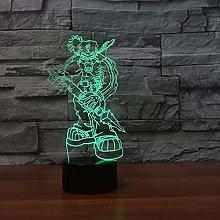 Festival 3D Phantom Light Carbon Bass Modelling