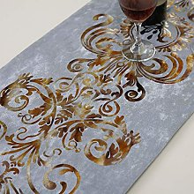 Festival event Table Runner Abstract Handmade
