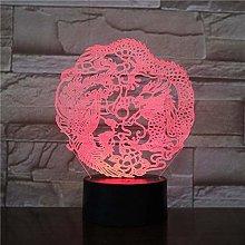 Festival Night Light For Children Dragon And