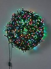 Festive 1000 Aurora Sparkle Lights