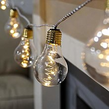 Festive Lights - Indoor LED Festoon Lights (10