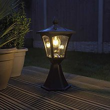 Festive Lights - Solar Powered LED Filament Lamp