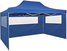 Festnight Awning Garden Party Tent Canop Pop-Up
