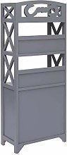 Festnight Bathroom Cabinet Storage Unit, Cabinet