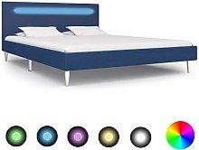 Festnight Bed Frame with LED, for Adults, Kids,