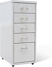 Festnight File Cabinet/Office File Storage with 5