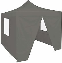 Festnight Folding Party Tent Marquee Gazebo