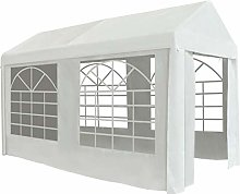 Festnight Garden Gazebo Marquee Party Tent PE 2x4