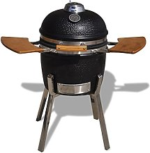 Festnight Kamado Barbecue Grill Smoker BBQ Grill