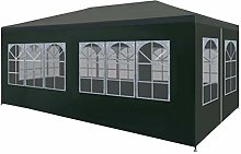 Festnight Party Tent Outdoor Garden Gazebo|