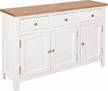 Festnight Sideboard Storage Cabinet for Living