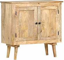 Festnight Sideboard Storage Cabinet with 2 Doors