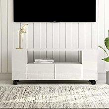 Festnight TV Cabinet Lowboard Sideboard Storage