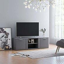 Festnight TV Cabinet Sideboard Lowboard TV Table