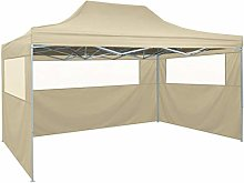 Festnight Waterproof Gazebo Tent Pop-Up Marquee 4