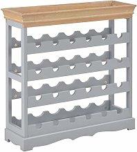 Festnight Wine Cabinet Free Standing for 24