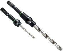 Festool 493427 Spiral Drill Bit HSS D 6/57