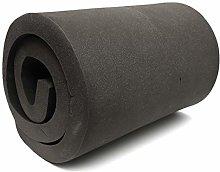 FEVERWORK 200x60x5cm Black High Density Seat Foam