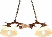 FFF-Indoor ceiling lighting Chandelier Rustic