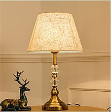 ffshop table lamp Bedroom Crystal Table Lamp