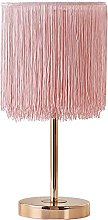 ffshop table lamp Chrome-plated Iron LED Tassel