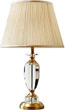 ffshop table lamp Crystal Table Lamp European
