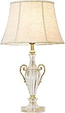 ffshop table lamp European-style Luxury Crystal