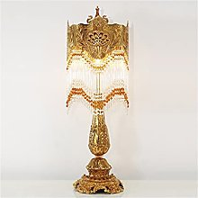 ffshop table lamp LED Table Lamp Brass Carved