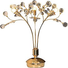 ffshop table lamp Modern Crystal Table Lamp