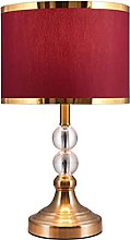 ffshop table lamp Simple Modern Crystal Table Lamp