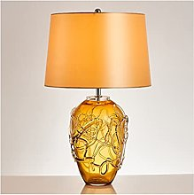 ffshop table lamp Table Lamp Creative Glass Fabric
