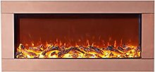 FFYN Fireplace Electric Fireplace Recessed