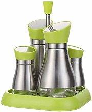 FGCVN Oil & Vinegar Set - Oil, Vinegar, Salt &