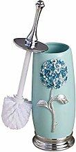 FGHCHMY Bathroom Toilet Brush Holder European