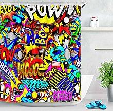 FGHJK Colorful cartoon graffiti Furniture