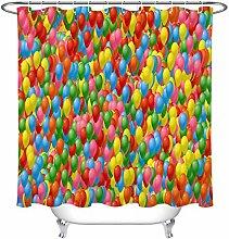 FGHJK Colorful celebration balloon decoration