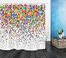 FGHJK Colorful christmas confetti Furniture