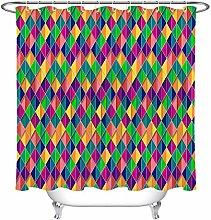 FGHJK Colorful diamond pattern Furniture