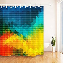 FGHJK Colorful Diamond Texture Furniture