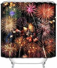 FGHJK Colorful fireworks Furniture decoration