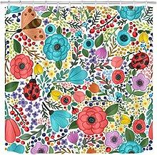 FGHJK Colorful flower floral Furniture decoration