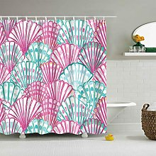 FGHJK Colorful flowers Furniture decoration shower