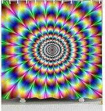 FGHJK Colorful halo Furniture decoration shower