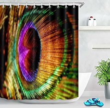 FGHJK Colorful peacock feather Furniture